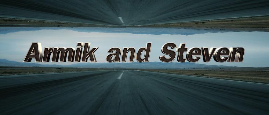 Armik and Steven Portfolio