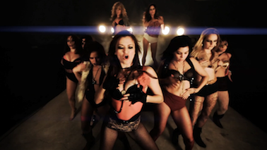 Dance For Me Music Video Portfolio