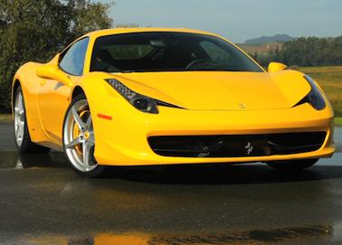 Ferrari 458 Portfolio